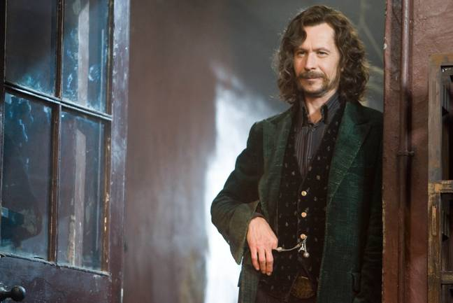 Gary Oldman is known for playing Sirius Black in the Harry Potter films (Credit: Warner Bros.)