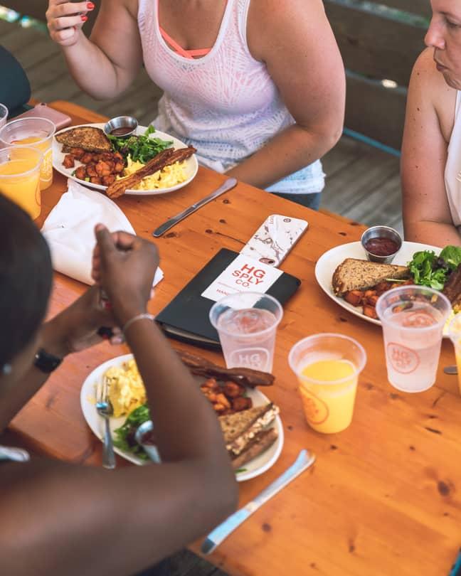 Restaurants with outdoor eating spaces may halt smoking (Credit: Unsplash)