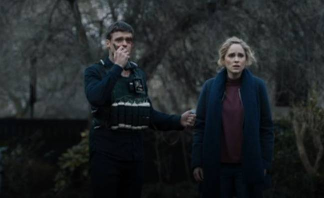 Budd's wife is likely to return. (Credit: BBC/Bodyguard)