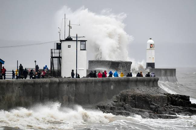 Storm Dennis was only a couple of weeks ago (Credit: PA)