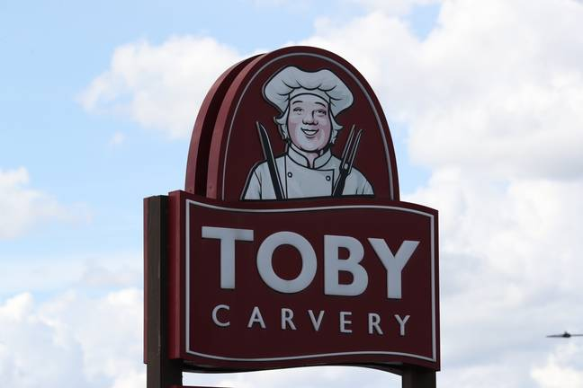 The Toby Carvery will face closures (Credit: PA Images)
