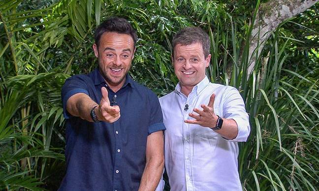 Ant and Dec may be heading to the land of Oz (Credit: ITV)