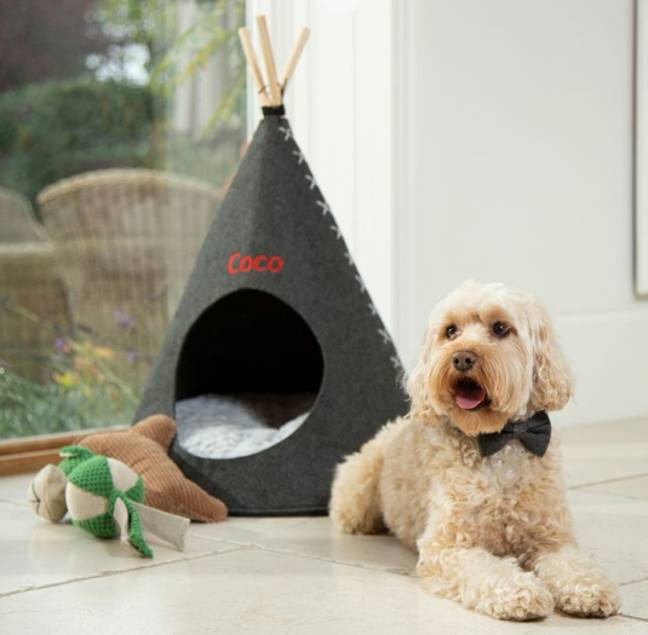 My 1st Years has some more high end pet teepees (Credit: My 1st Years)