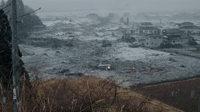 The Tsunami Spirits episode has left fans spooked (Credit: Netflix)