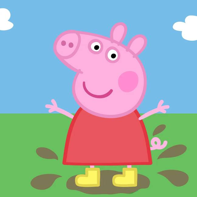 Amelie Bea Smith is the voice of Peppa Pig (Credit: Astley Baker Davies)