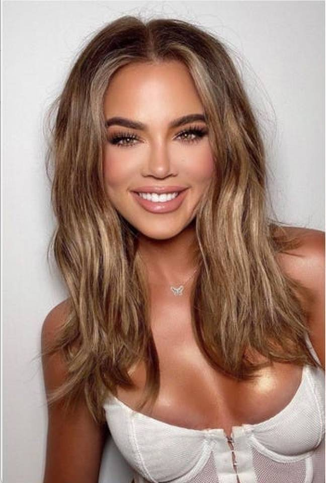Khloé Kardashian posted this picture in May 2020 which led to commenters claiming she looked 'unrecognisable' (Credit: Khloé Kardashian / Instagram)
