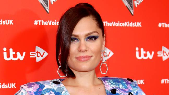 Jessie J went to hospital over Christmas (Credit: PA)
