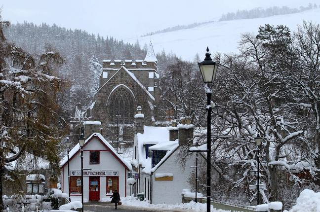 The Met Office has advised the public to take care while travelling (Stock image credit: PA)