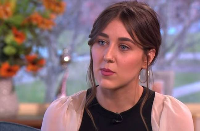 Gina campaigned for upskirting to be a criminal offence. Credit: ITV/This Morning