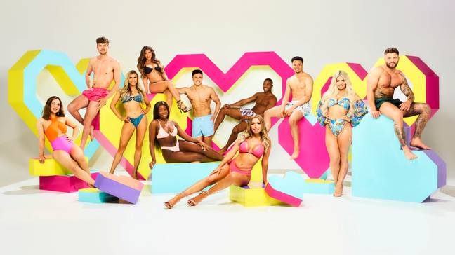 Love Island cast 2021 (Credit: ITV)
