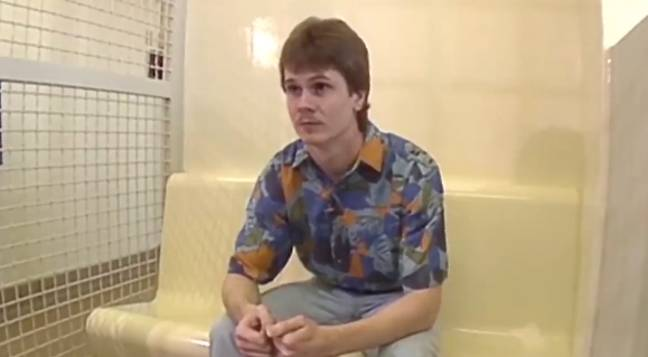 Richard became one of the longest-serving juvenile drug offenders (Credit: Transition Studios/Woodward Original)