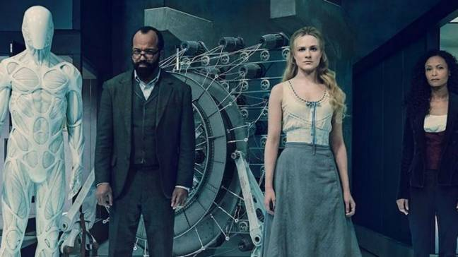 Westworld will now be set in the outside world (Credit: HBO)