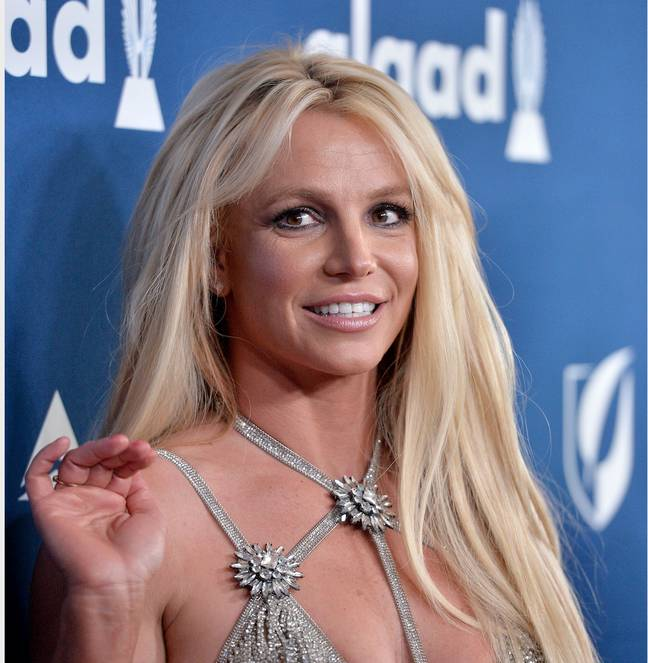 The documentary followed Britney's rise to fame and her 2007 breakdown (Credit: PA)