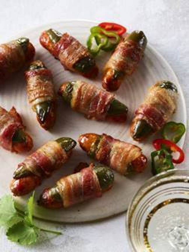 There's Extra Hot Pigs-In-Blankets (Credit: Asda)