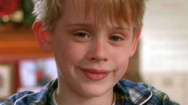 Macaulay as Kevin McAllister in Home Alone (Credit: 20th Century Fox)