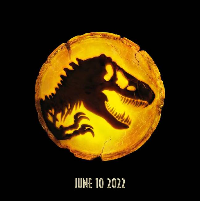 The release date for the third film in the Jurassic World franchise was announced on Thursday (Credit: Jurassic World/Instagram/Universal Pictures)