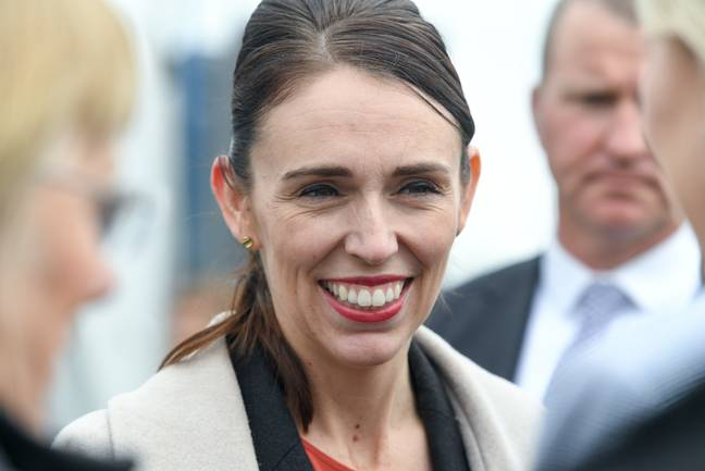 Jacinda Ardern said free tampons and pads were a necessity (Credit: PA)