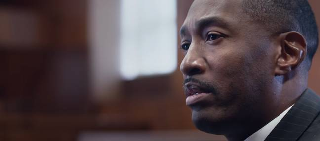 Sean K. Ellis could go back to prison for life (Credit: Netflix)