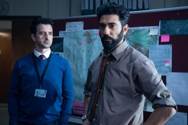 Ray Panthaki also returns to Season 3 (Credit: ITV)