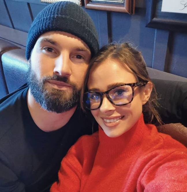 Camilla and Jamie met in 2017 (Credit: Instagram/ Camilla Thurlow)