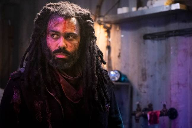 Daveed Diggs stars in the 10-part show (Credit: Netflix)