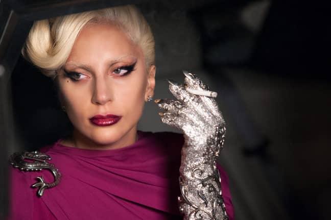 Lady Gaga in 'American Horror Story' (Credit: Netflix)