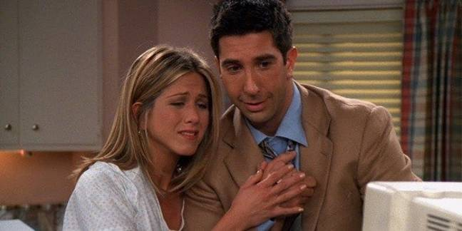 Friends: The Reunion: Jennifer Aniston And David Schwimmer Admit They Had  Feelings For Each Other