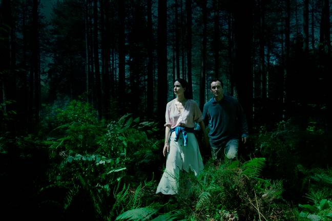 The folk horror has been compared to 'The Wicker Man' and 'Midsommar' (Credit: Sky / HBO)