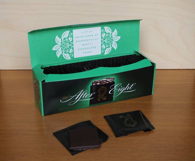 We're always up for an After Eight, any time of day (Credit: Shutterstock)