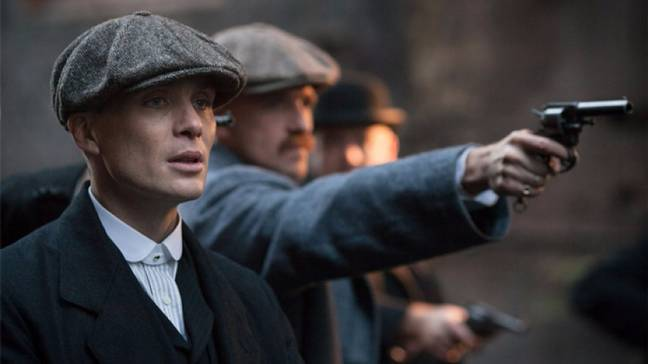 Peaky Blinders is officially returning to filming (Credit: BBC)