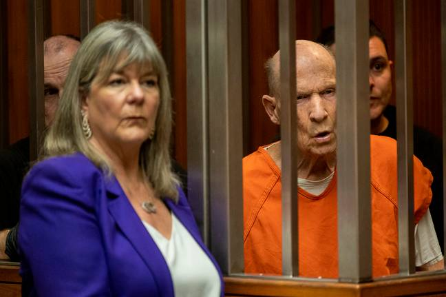 Joseph James DeAngelo is believed to be the Golden State Killer (Credit: PA)
