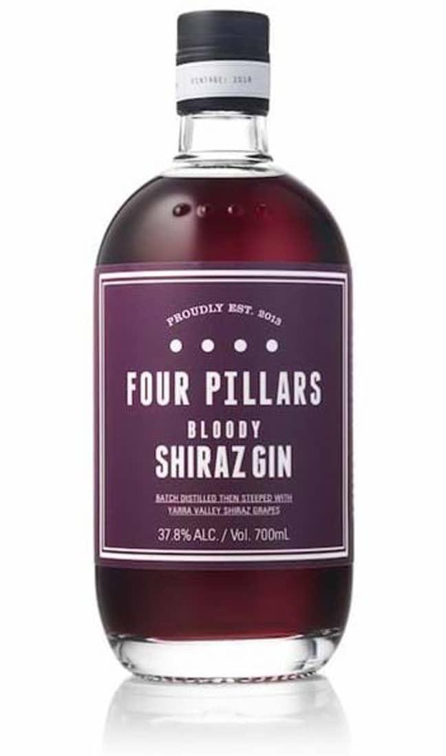 Credit: Four Pillars Gin