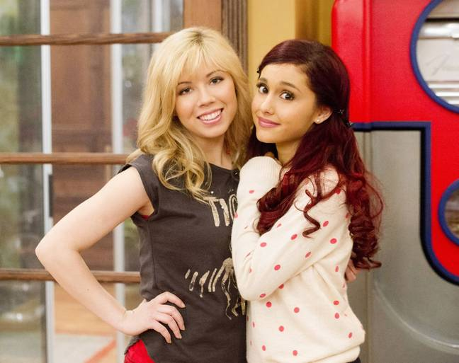 Jennette McCurdy starred in the iCarly and Victorious spin-off series Sam & Cat with Ariana Grande (Credit: Nickelodeon)