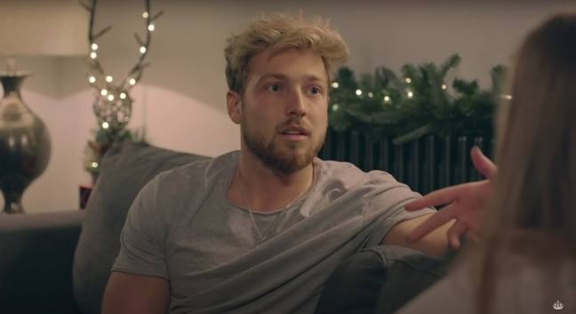 Sam and Zara sat down to try and work out their relationship (Credit: Made in Chelsea/E4)