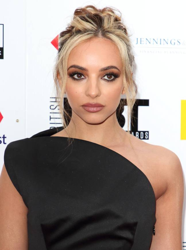 Leigh-Anne had been mistaken for bandmate Jade, pictured above (Credit: PA Images)
