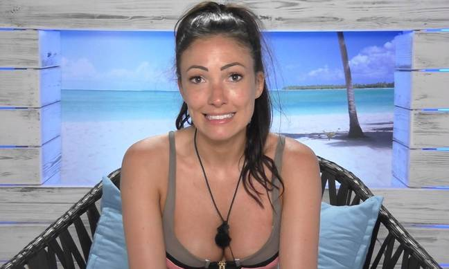 Former Love Island contestant Sophie Gradon committed suicide in 2018 (Credit: ITV2)