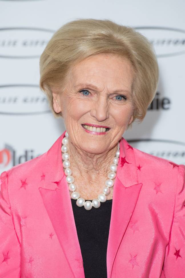 The former Great British Bake Off judge joins the royal coupe for the BBC Christmas one-off (Credit: PA)