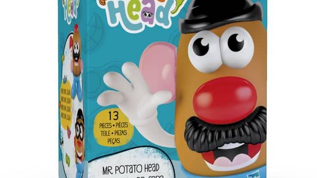 Mr Potato Head (Credit: Hasbro)