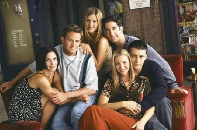 Friends ran for 10 seasons from 1994 (Credit: Warner Bros)