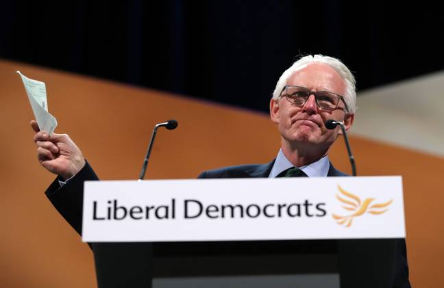 Sir Norman Lamb, Liberal Democrat MP. Credit: PA