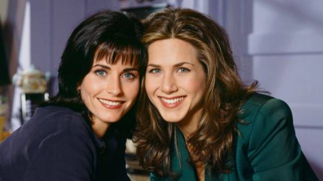 The Friends duo could have played each other (Credit: Friends/ Warner Bros)