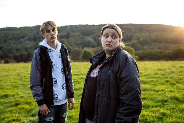 'This Country' wrapped in Feb this year (Credit: BBC)