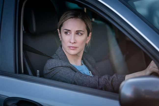 Morven Christie will not be returning in Season 3 (Credit: ITV)
