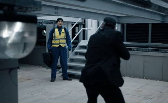 Budd eventually managed to crack the case and prove his innocence. (Credit: BBC/Bodyguard)