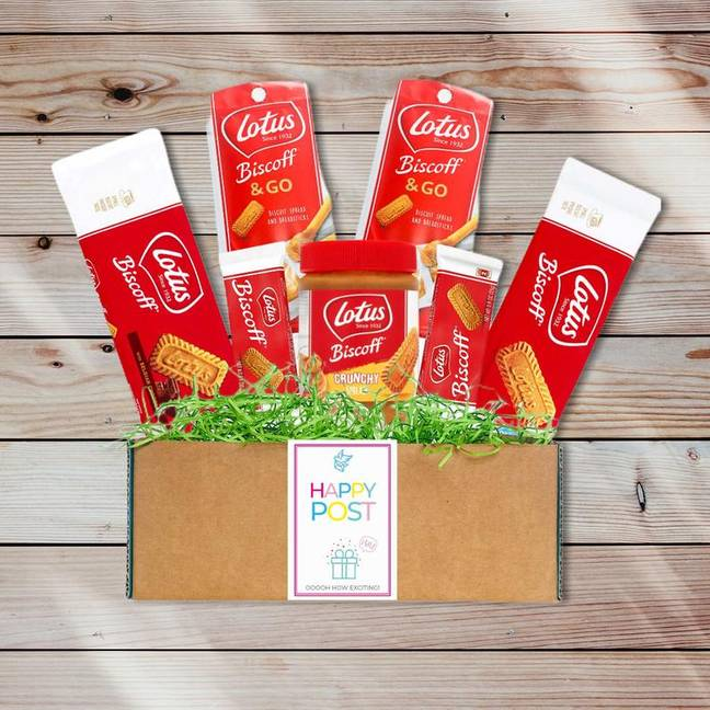 Who wouldn't be happy with this hamper being delivered to their door? (Credit: Miller&Co)