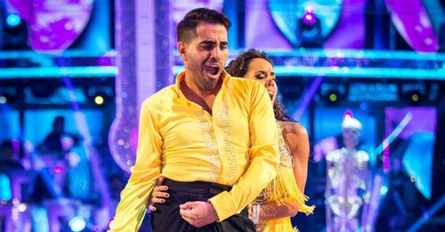 Dr Ranj revealed that Stacey had lost her trophy. (Credit: BBC)
