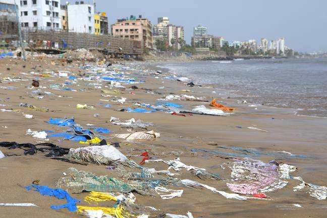 Plastic bags are damaging to the environment (Credit: PA)