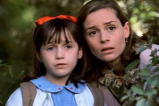 The original Matilda film is a cult classic (Credit: Sony Pictures)