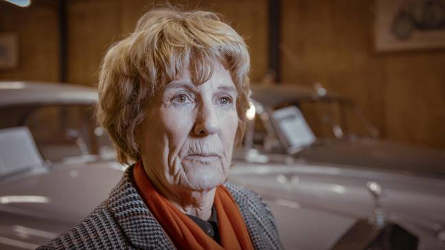 Jackie Malton reopens investigations into the country's most high profile murders (Credit: CBS Reality)