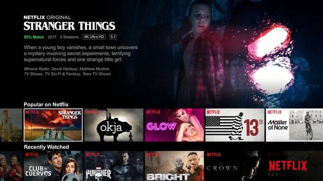 Binging your fave shows could soon be a lot trickier (Credit: Netflix)